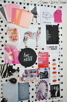Office Inspiration Board