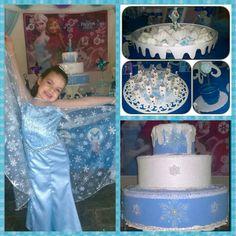 Frozen da linda Yasmim
