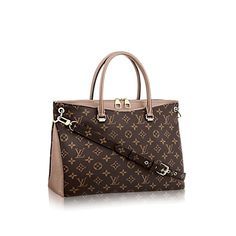 Pallas Monogram in WOMEN's HANDBAGS collections by Louis Vuitton