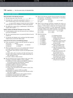 Principles of Anatomy and Physiology, Chapter 3, The Cellular Level of Organization, 48, book pg 110