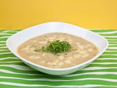Quick and Easy Chicken Almond Soup