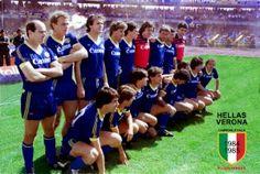 Hellas Verona. Storia della più celebre foto dello scudetto