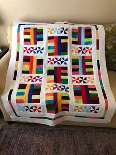 Read up on these 17 suggestions all about Cute Quilts, Lap Quilts, Scrappy Quilts, Quilt Blocks, Patchwork Quilt Patterns, Pinwheel Quilt, String Quilts, Colorful Quilts, Jellyroll Quilts