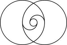 Ancient taijitu (yin yang) in vesica piscis by Maasiai on DeviantArt