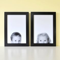 Are you interested in our peeping portait personalised photograph ? With our peeping photo print you need look no further. #peeping #portraits