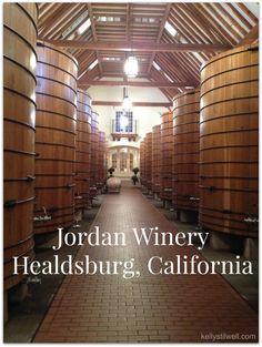3 Reasons You Should Splurge on the Jordan Winery Estate Tour & Tasting - Virtually Yours