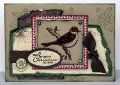 I Heart Shabby Chic: Shabby Chic Christmas Card Round-Up