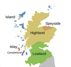 Scotland's largest whisky region boasts a dizzying array of styles, from rich and textured to fragrantly floral, as befits an ever-changing landscape of coastline, moor and mountain. Even without the famed Speyside enclave, you'll find some of whisky' . Scotch Whiskey, Irish Whiskey, Boot Camp, Speyside Whisky, Grain Whisky, Scotland Map, Whisky Tasting, Whisky Club, Single Malt Whisky