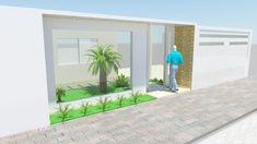 Decor Salteado - Blog de Decoração | Arquitetura | Construção | Paisagismo: Fachadas de Casas e Muros - veja modelos e dicas!