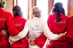 Bridesmaid gift ideas.    1)  Robes  2)  SmartShopper Grocery List Maker        www.smartshopperusa.com