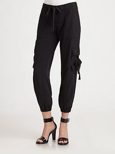 Haute Hippie - Cargo Pants - Saks.com