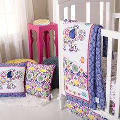 You'll love the Santa Maria Waverly Baby 5 Piece Crib Bedding Set at Wayfair - Great Deals on all Baby & Kids products with Free Shipping on most stuff, even the big stuff.