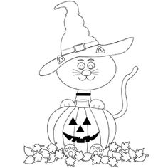 parents magazine halloween coloring pages - photo#3