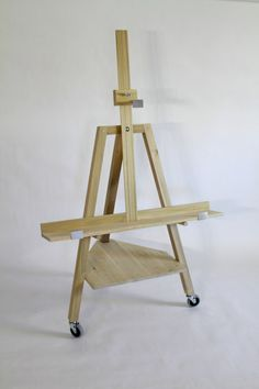 TV stand easel by iBalalaika on Etsy, $279.00