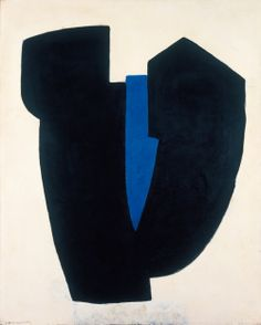 Forme by Serge Poliakoff, 1968