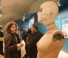 Exposición sobre os 25 anos do cine galego. Foto: Manuel G. Vicente