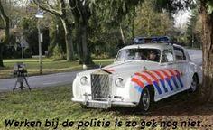 Werken bij de politie