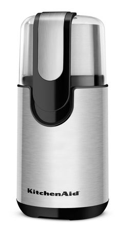 The perfect grind every time with this KitchenAid coffee grinder.