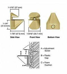 Brass-Adjustable-Shelf-Bracket