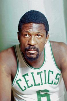 LeBron James' snub of Bill Russell for his NBA Mt. Rushmore sparks mountain of debate Basketball Playoffs, Basketball Skills, Basketball Leagues, Basketball Legends, Sports Basketball, College Basketball, Basketball Court, John Havlicek, Basketball