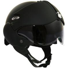 OSBE Tornado Matt Black Open Face Motorcycle Helmet (Mask extra) - from Open Face Motorcycle Helmets, Agv Helmets, Cool Motorcycle Helmets, Buy Motorcycle, Cool Motorcycles, Motorcycle Outfit, Motorcycle Gloves, Scooter Helmet, Bicycle Helmet