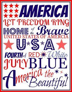 Happy Birthday America Pictures