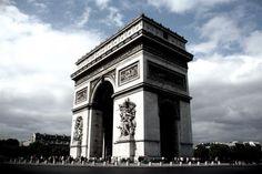 Arc de Triomphe!!!