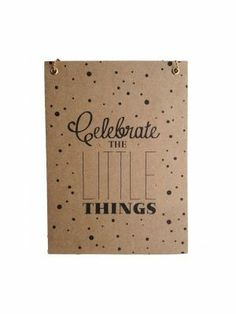 """Poster """"Celebrate"""" #quote #poster #myhomeshopping"""