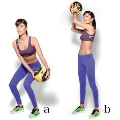 CORE 8. Afundo pliométrico Em pé, perna esquerda à frente da direita, mãos na cintura. Abaixe o corpo flexionando os joelhos a 90 graus, suba num salto explosivo, troque a posição das pernas no ar e aterrisse com a direita à frente, flexionando os joelhos. Repita sem pausa.