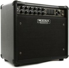 "Mesa/Boogie Express 5:25 Plus 25-Watt 1x12"" Combo - Black w/Black Grille | Sweetwater.com"