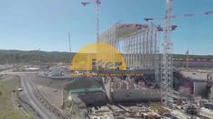 The ITER site, from a drone's point of view