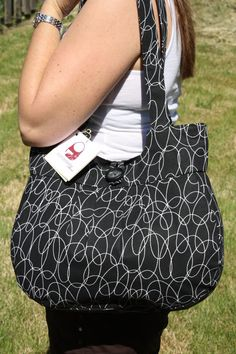 Concealed Carry Purse with matching holsters.