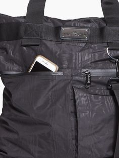 108ec7f435 Adidas by Stella McCartney Women s Big Sport Gym Bag in Black New with Tags   219