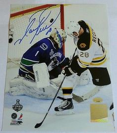 MARK RECCHI AUTOGRAPHED BOSTON BRUINS STANLEY CUP 8X10 PHOTO W COA c9790f930