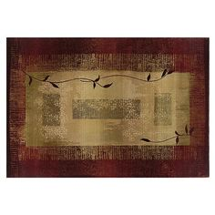Oriental Weavers Generations Abstract Rug, Red Informations About StyleHaven Gavin Abstract Rug Pin Entry Rug, Contemporary Rugs, Rug Size, Vintage World Maps, Area Rugs, Arts And Crafts, Carpet, Abstract, Pattern
