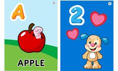 Laugh and Learn Learning Letters Puppy | Abc Song, 123, Shapes, Colors a...