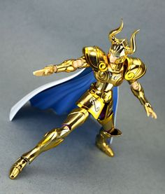 18cm Capricorn Shura Action Figure Saint Seiya Myth Cloth Gold Ex Children Gifts Toys Collections