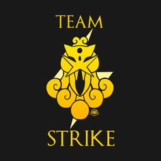 Check out this awesome 'Team+Strike' design on @TeePublic!