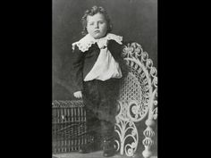 Photo of Stanley Johnson as a young boy.