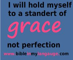 It's only by grace I can say: i am who I am, and I can do what's the Lord enable me to do without comparison condemnation or regret
