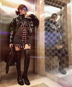 Marisa Paloma ❣ Fashion Inspiration, Goth, Punk, Style, Gothic, Swag, Goth Subculture, Punk Rock, Outfits
