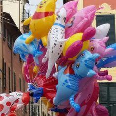 A #Chiavari durante la festa del santo patrono. #GolfodelTigullio #Liguria #Italia