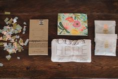Custom Client Photo Gift Thank You 5 Client Holiday Gift Ideas // Pretty Little Packaging