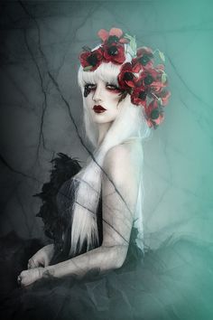The lady from your dreams  by Rebeca Saray Gude, via 500px