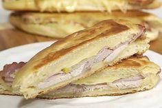 Cuban Sandwich : King Arthur Flour