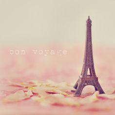 Bon voyage, Paris...