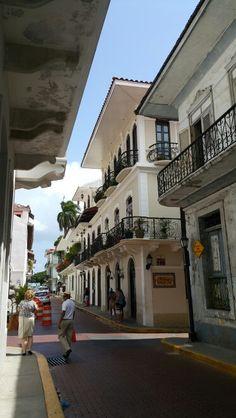 Casco Antiquo  -Panamá