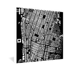DENY Designs CityFabric Inc NYC Gallery Wrapped Canvas