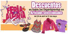Llena tu vida de color! Aprovechando los #Descuentos de #FeriadelaAlegria hasta el 31 de mayo
