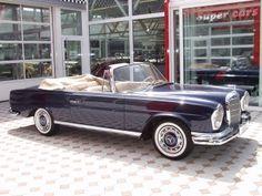 Mercedes Benz 300SEL (1963)